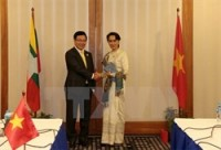 vietnam myanmar to beef up cooperation