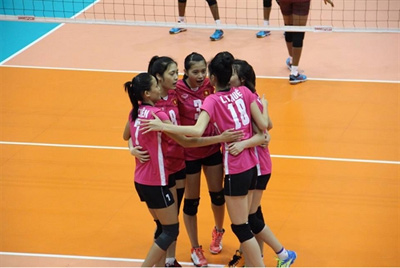 Việt Nam in 2nd round of Asian championship