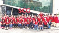 scg a bright example of csr practices