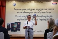 russian classical novels introduced in viet nam