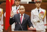nguyen xuan phuc re elected as prime minister