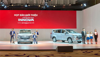 Toyota launches new Innova 2016