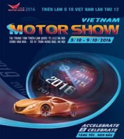 vietnam motor show 2016 accelerate to celebrate