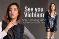stylish beautiful dara heading to vietnam