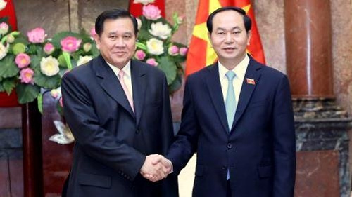 President hopes for elevated ties with Thailand