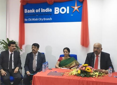 Indian, Japanese banks make presence in Vietnam