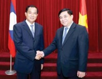 laos gives vietnamese investors a red carpet welcome