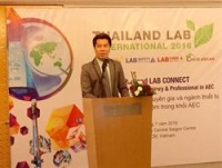vietnamese scientists invited to thai laboratory technology expo