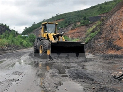 State-run coal group works to tackle flood impacts