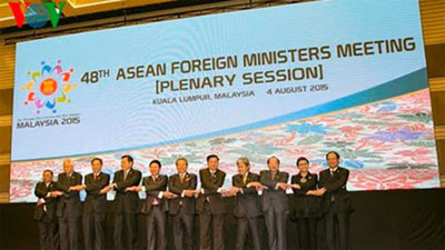 Vietnam makes contributions to AMM-48 discussions