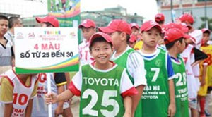 Thirty best players to join Toyota Junior Football Camp 2015