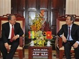 vietnam myanmar central banks increase cooperation
