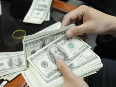 US-dollar loan demand rises