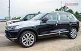 first genuine volkswagen touareg 2015 available in hcm city