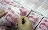 chinas yuan rises for first time after three days of shock devaluation