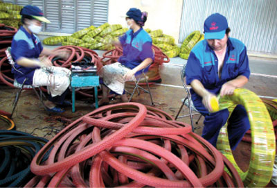 New impetus for rubber industry