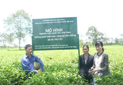 High-tech production needed in farming