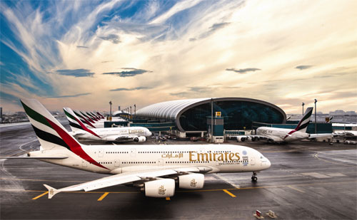 Start your autumn adventures with special fares from Emirates