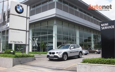 BMW buyers in Vietnam are entitled to 6-year warranty