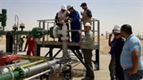 pvep pumps first oil flow in sahara desert