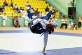 junior judo tourney kicks off in soc trang