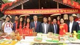 vietnamese products promoted at ukraines traditional trade fair