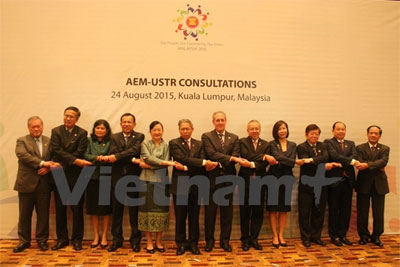 ASEAN, US look for stronger trade cooperation