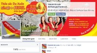 vietjet among fastest growing airlines on facebook