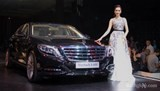mercedes benz fashion week opens in ha noi