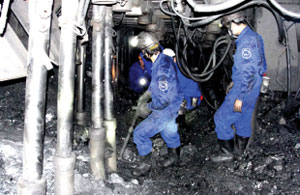 Coal sector curbs workplace accidents