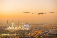 solar impulse shows innovation technology to address global challenges
