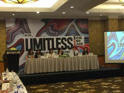"Fashion show-exhibition ""Limitless"" to open in Hanoi"