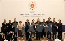 vietnam attends asean trade investment meetings in laos