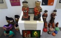 exhibition boasts cultural diversity of asean nation