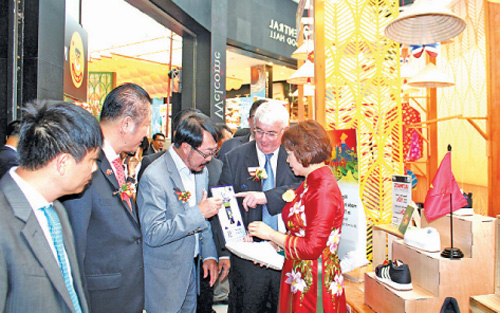 Vietnamese goods promoted in Thailand