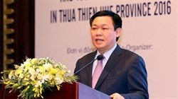deputy pm attends hue investment promotion conference