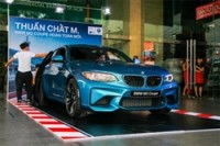 bmw m2 coupe launched in hcm city