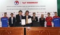 japanese company to continue sponsoring vietnam national football team