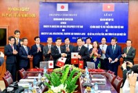 vietnam japan collaborate in irrigation management