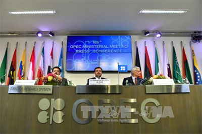 OPEC calls meeting to stabilize oil market