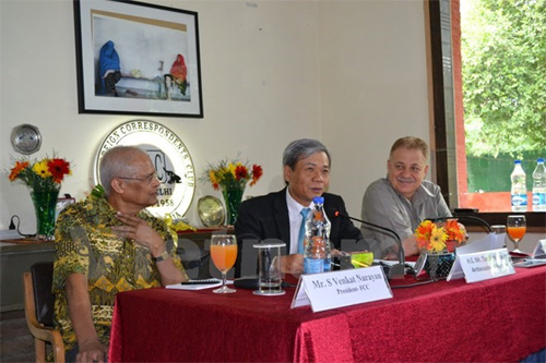 Vietnam, India enjoy great foundation for stronger relations