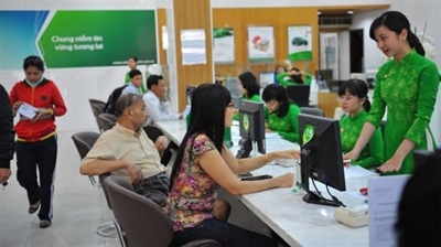 Vietcombank to sell shares to Singaporean investment fund