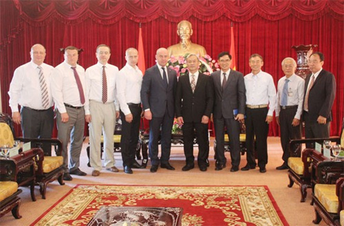 Dong Nai willing to co-operate with Ukraine's Ternopil city