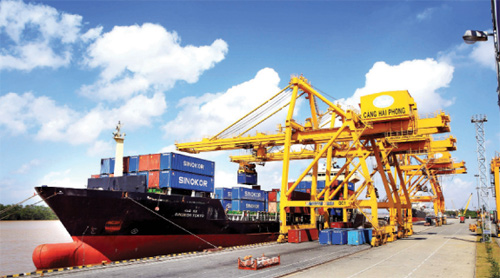 Trade surplus reaches US$1.8 billion