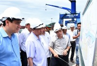 pm visits modern rural communes vsip in nghe an