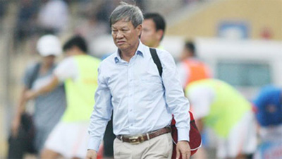 Hai resigns as technical director of Thanh Hoa