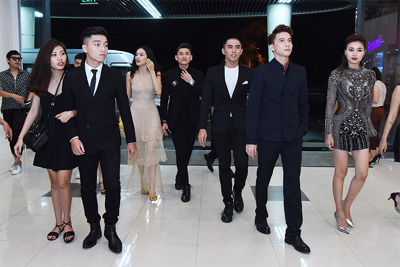 Stars come out to celebrate 'Tam Cam- The Untold Story' debut