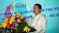marine environment in central provinces safe environment minister
