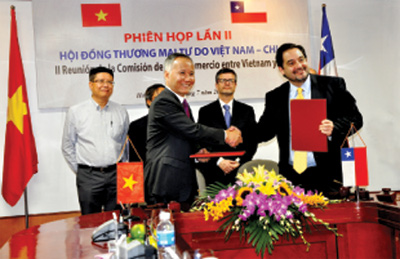 Vietnam-Chile trade to exceed US$1 billion