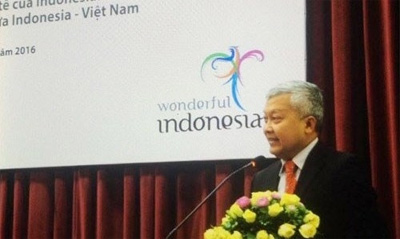 Vietnam, Indonesia promote trade, investment